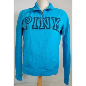 VS pink everyday lounge perfect quarter zip